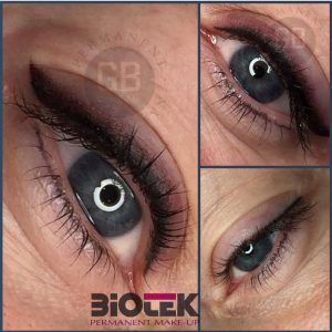 Shaded Eyeliner – 1. behandling